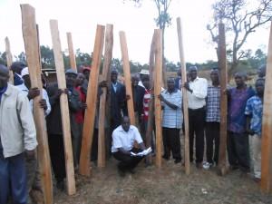 Construction begins at Mwaita