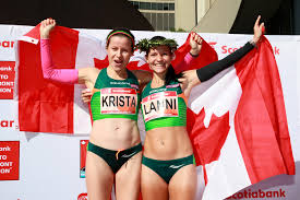 Lanni and Krista